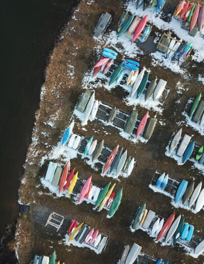 ALR Boatyard Winter