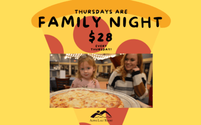 Thursdays are Family Night!