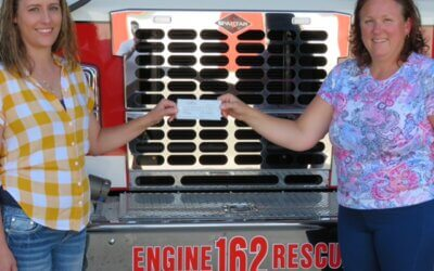 Property Owners Donate to TAVFD