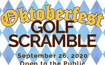 Oktoberfest Golf Scramble Event – Sept 26