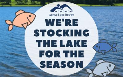 2021 Spring Fish Stocking